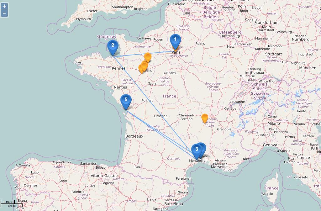 Recherche généalogiques en FRANCE