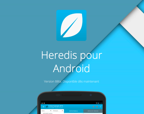 App de genealogie android
